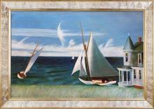 The Lee Shore, 1941 Pre-Framed