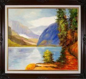 Lake Louise, British Columbia Pre-Framed
