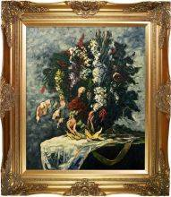 Untitled (Floral Still Life) Pre-Framed