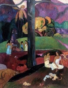 Olden Times (Mata Mua), 1892