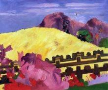 The Sacred Mountain, 1892