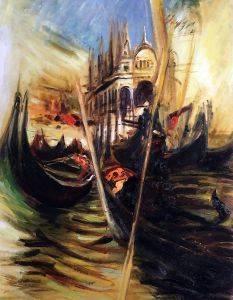 San-Marco In Venice, 1895