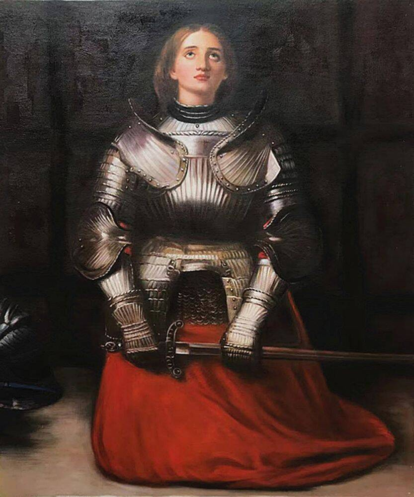 Joan of Arc (The Maid of Orleans)