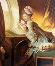 The Love Letter, 1770