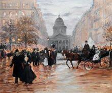 Boulevard Saint-Michel