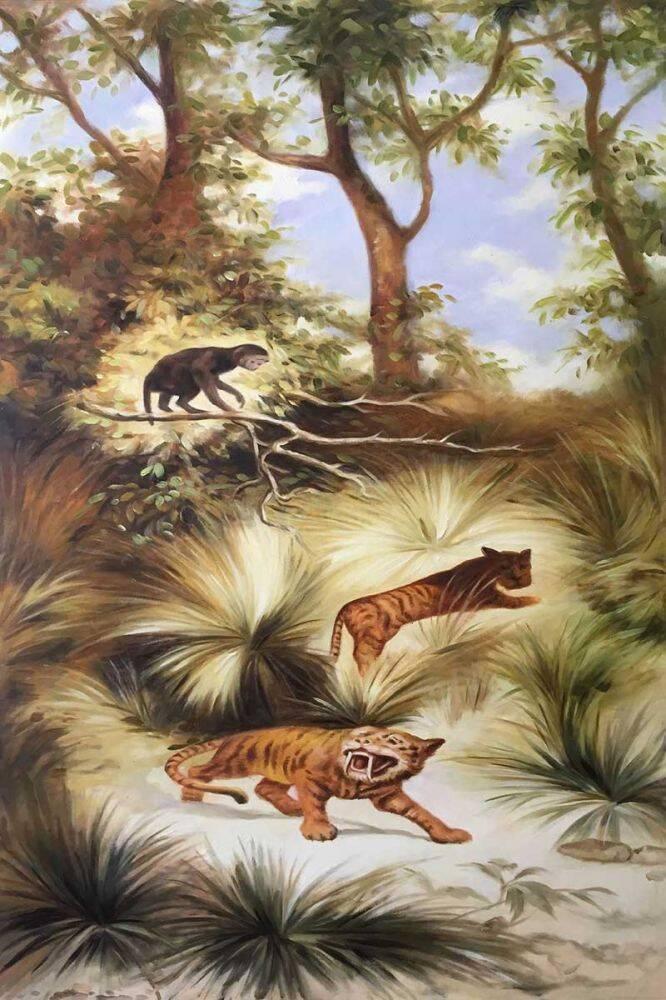 Flora and Fauna of the Plio-Pleistocene Quaternary Period