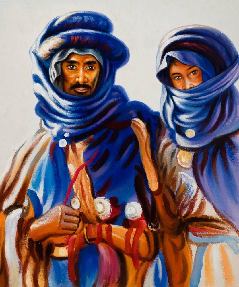 Bedouins, 1905