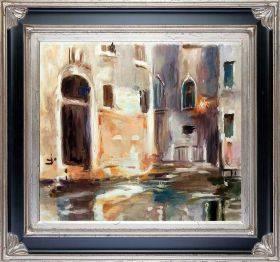 Venice, 1903 Pre-Framed