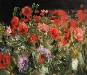 Poppies, 1886