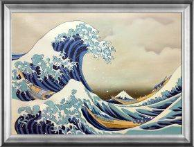 The Great Wave off Kanagawa Pre-Framed