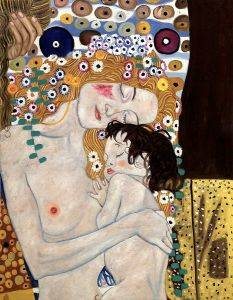 Le tre eta della donna (Mother and Child)