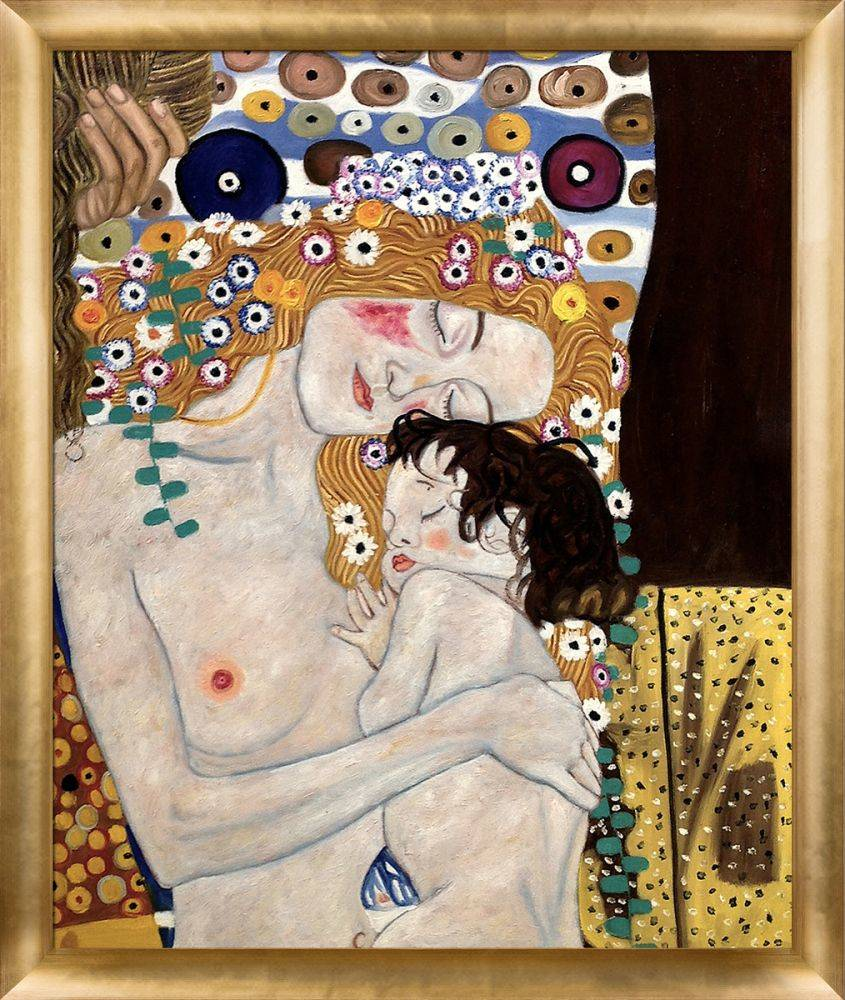 Le tre eta della donna (Mother and Child) Pre-Framed