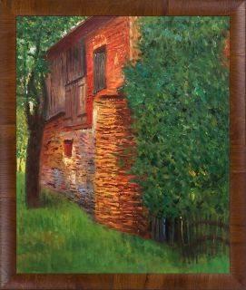 Farmhouse At Kammer Pre-Framed