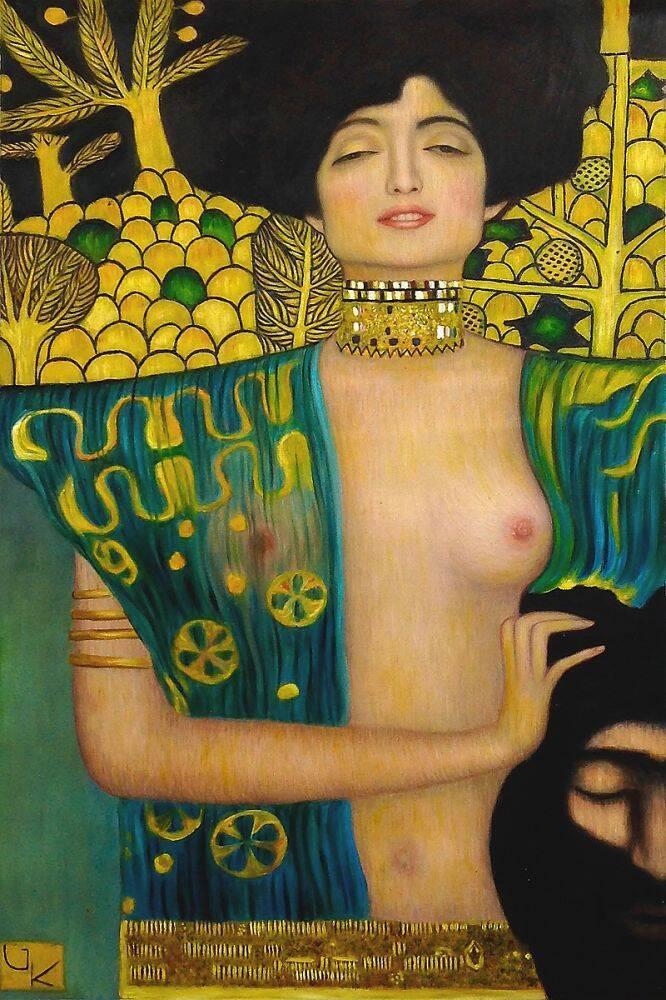 Judith Klimt I