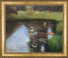 The Swamp Pre-Framed