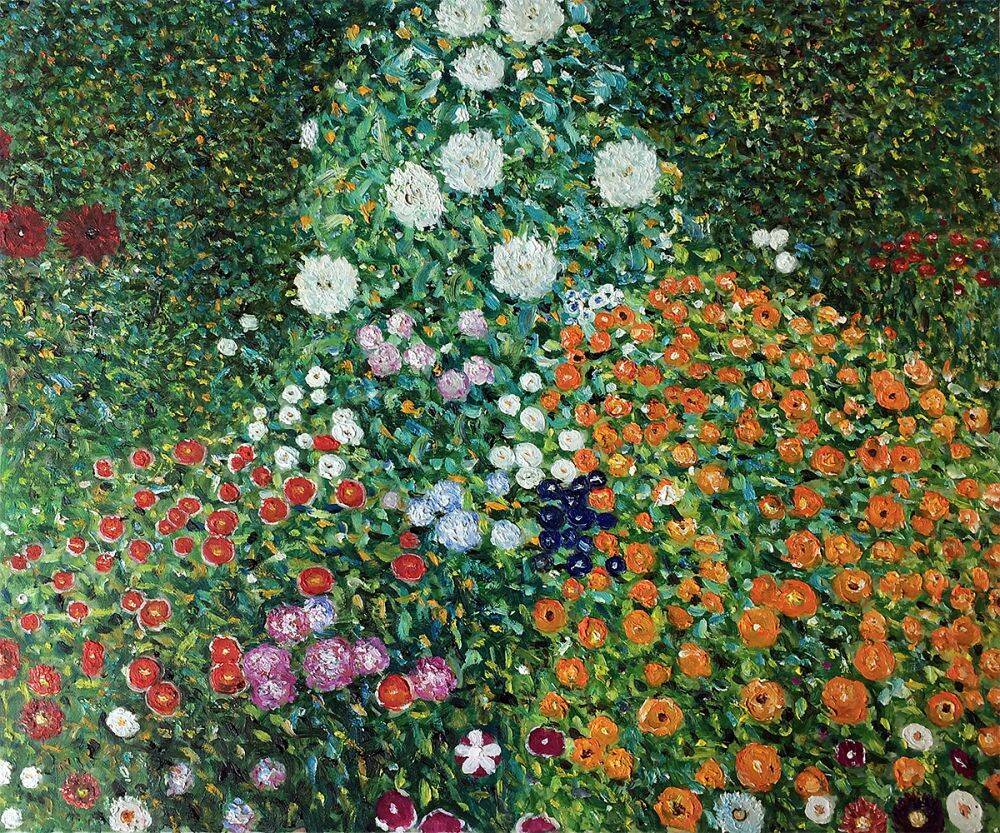Abstract Acrylic Happy Abstraction Mike Savad besides Art Student Destroys Painting Class Bad Review also 10203069 Portrait Of Parmenides moreover Barbi Benton Posters i9877666 moreover Klimt Flower Garden. on canvas wall art