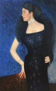 Portrait of Rose von Rosthorn-Friedmann