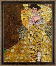 Portrait of Adele Bloch Bauer I (Luxury Line) Pre-Framed