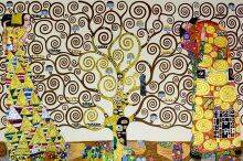The Tree of Life, Stoclet Frieze, 1909 (Luxury Line)
