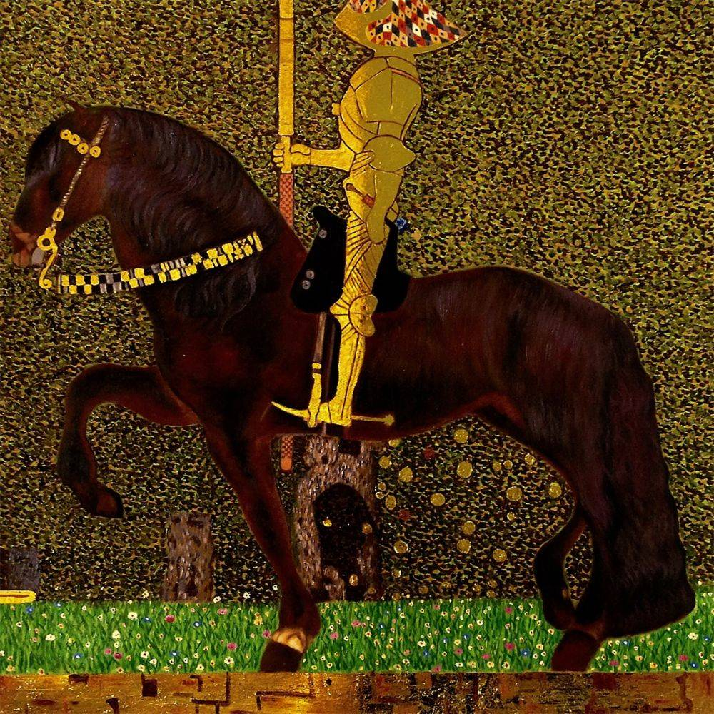 The Golden Knight (Luxury Line)