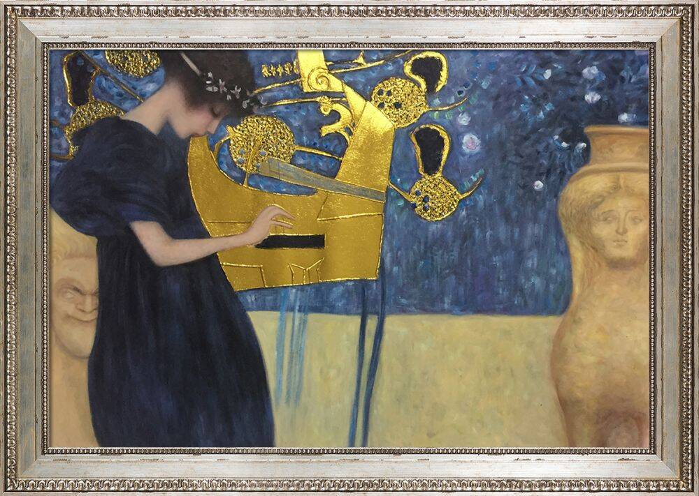 Musik (Luxury Line) 1895 Pre-Framed