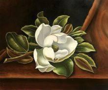 The Magnolia Blossom, 1888