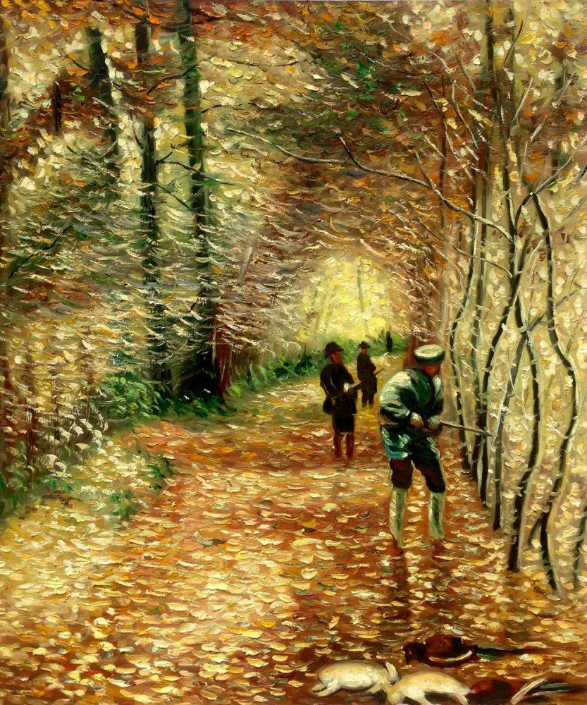 The Shoot (The Avenue in The Park, Montgeron)