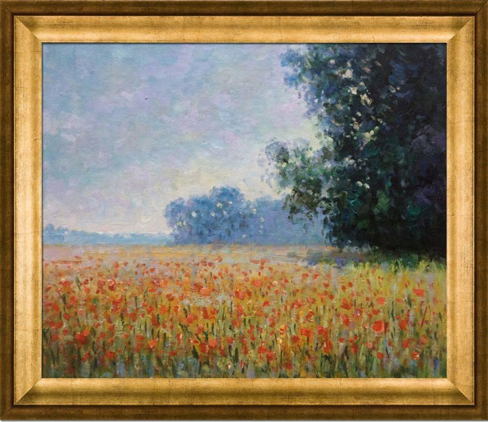 Oat Fields Pre-Framed