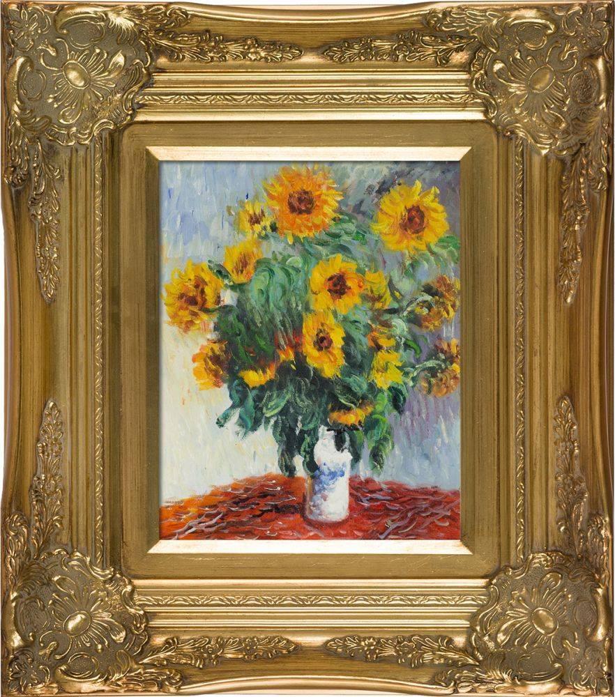 Sunflowers Pre-Framed
