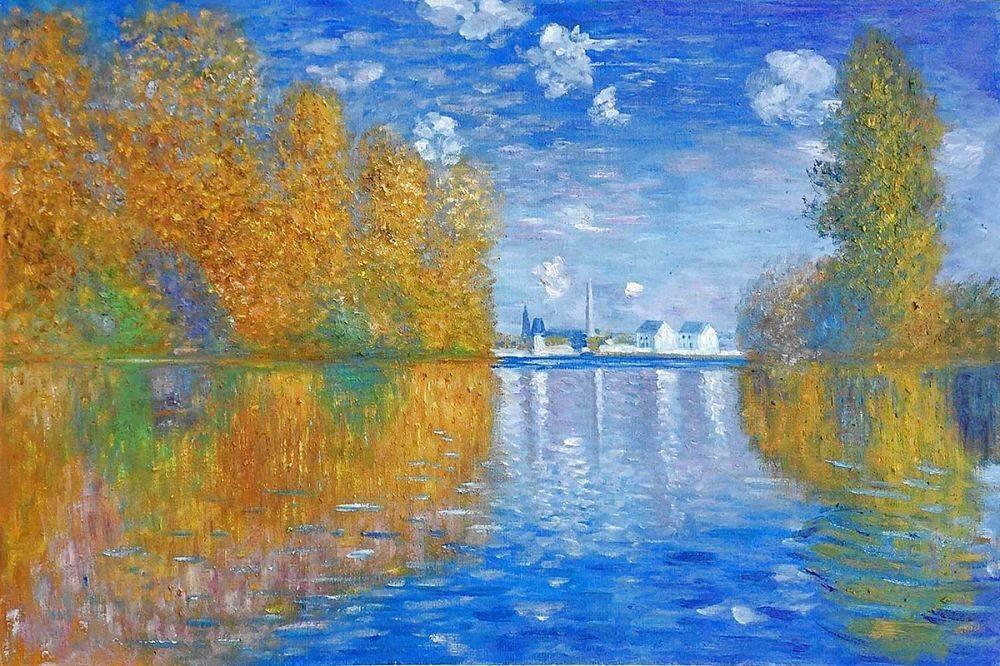 Autumn at Argenteuil