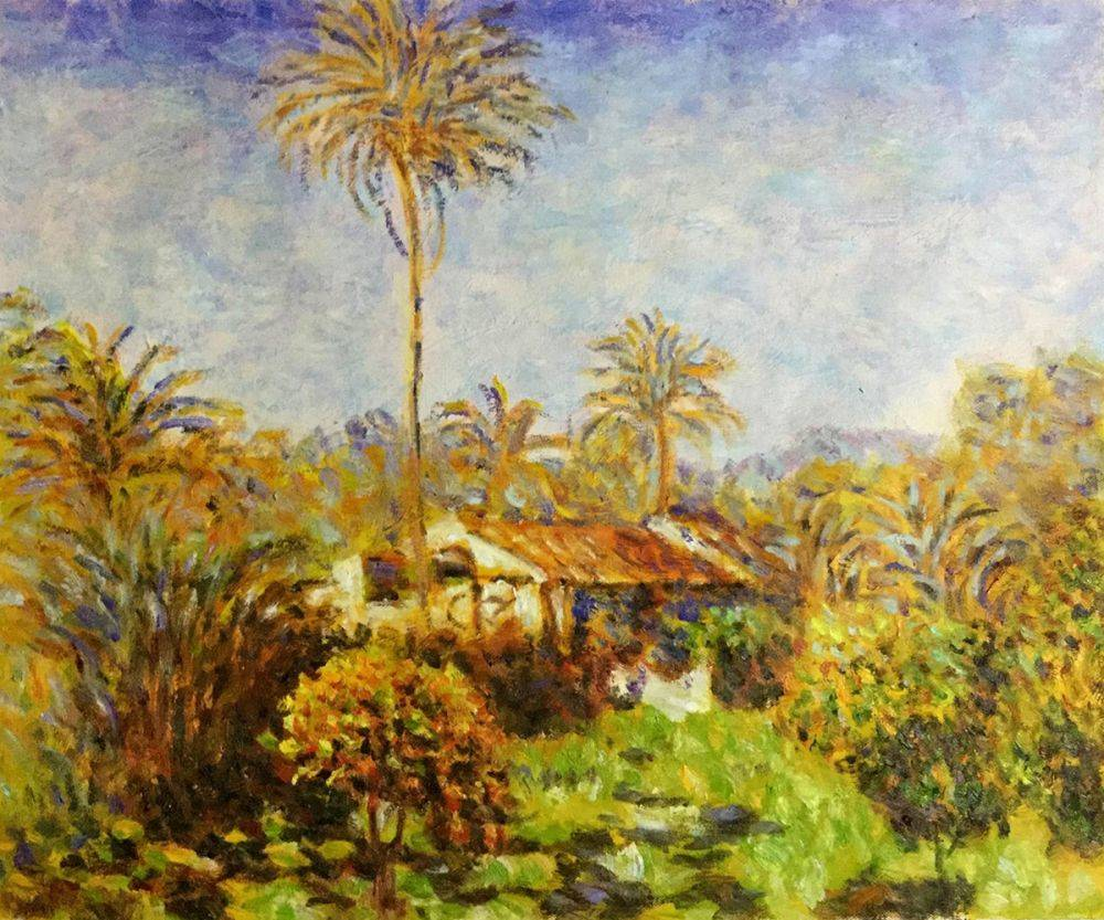 Small Country Farm in Bordighera