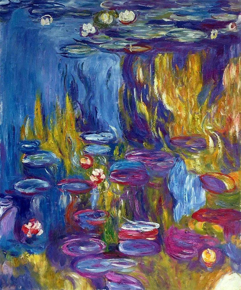 Water Lilies, 1917