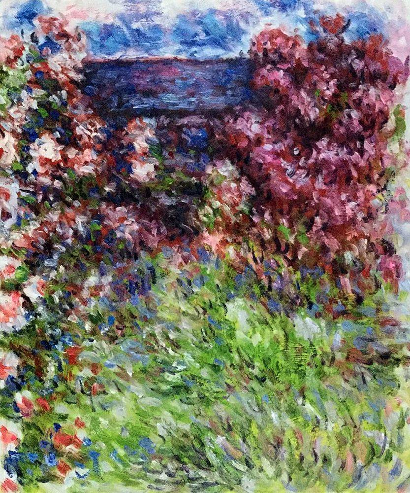 The House Among the Roses, 1925