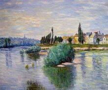 The Seine at Lavacourt