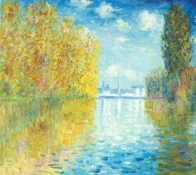 Autumn at Argenteuil