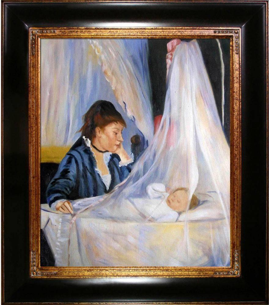 Le Berceau (The Cradle) Pre-Framed