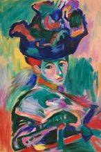 Woman with a Hat