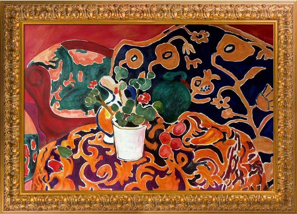 Spanish Still Life Pre-Framed