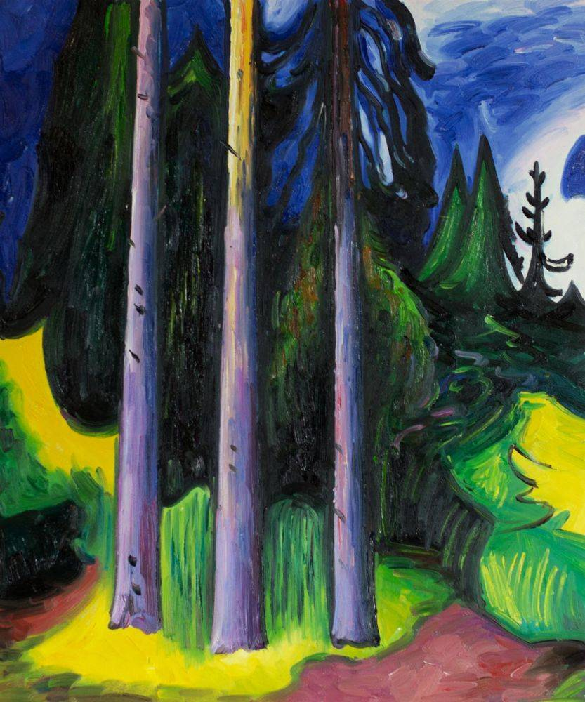 Forest, 1903