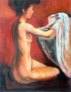 Paris Nude, 1896