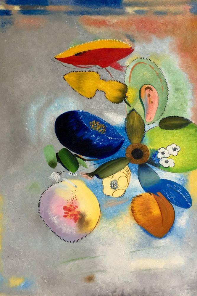 Flowers, 1914-1916