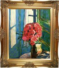 Carnations Preframed