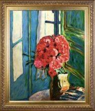 Carnations Pre-Framed