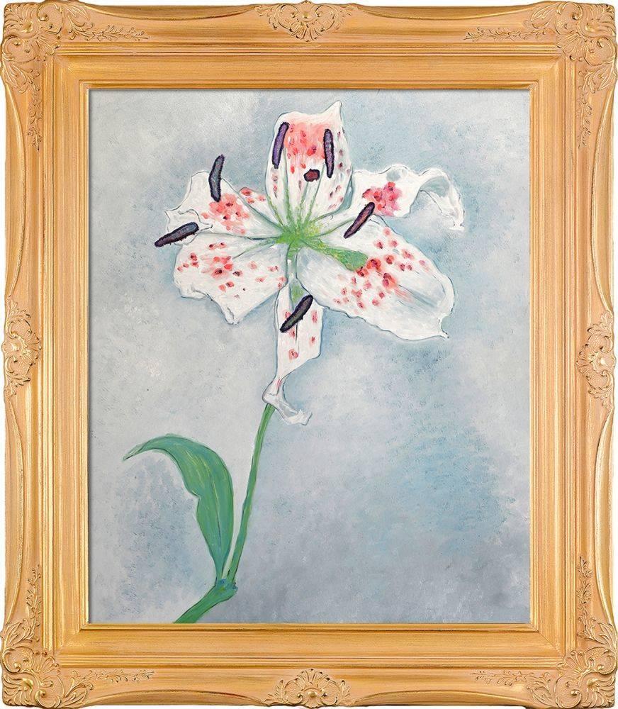 Lily Preframed