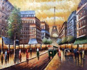 Buggy Ride Through Paris