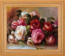 Discarded Roses Pre-Framed