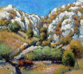 Rocky Crags at L'Estaque