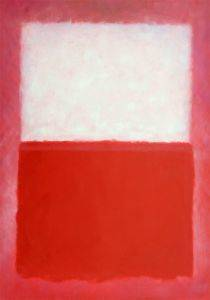White over Red, 1957