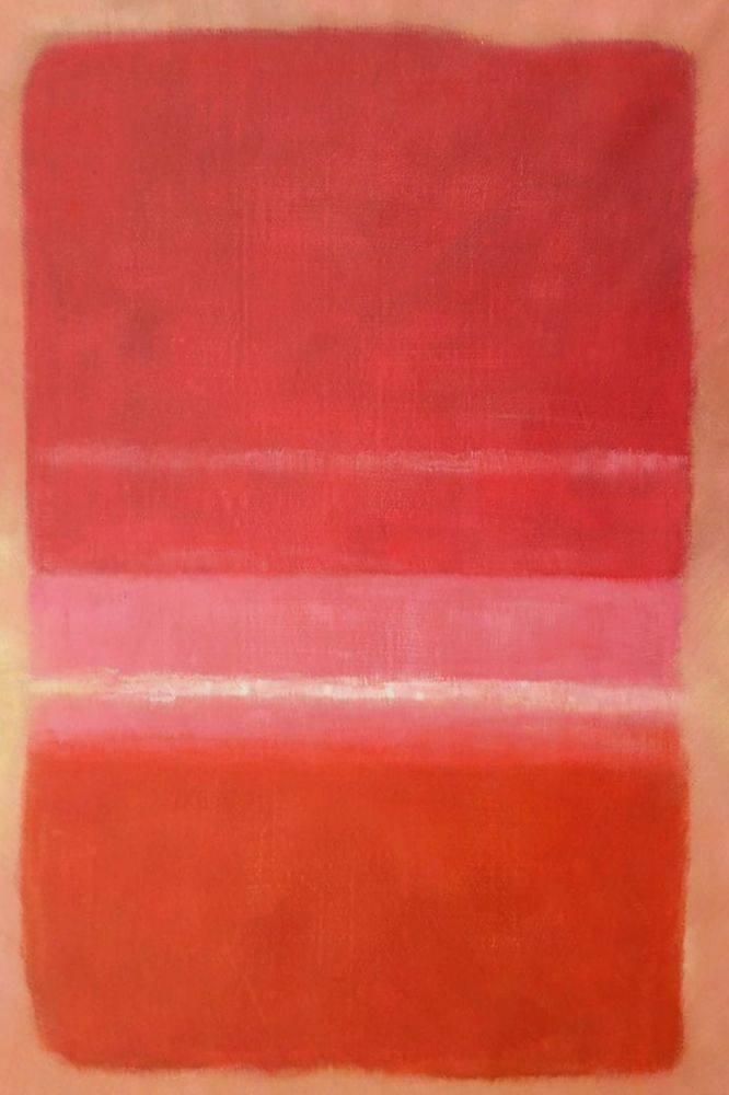 Untitled (Red), 1956
