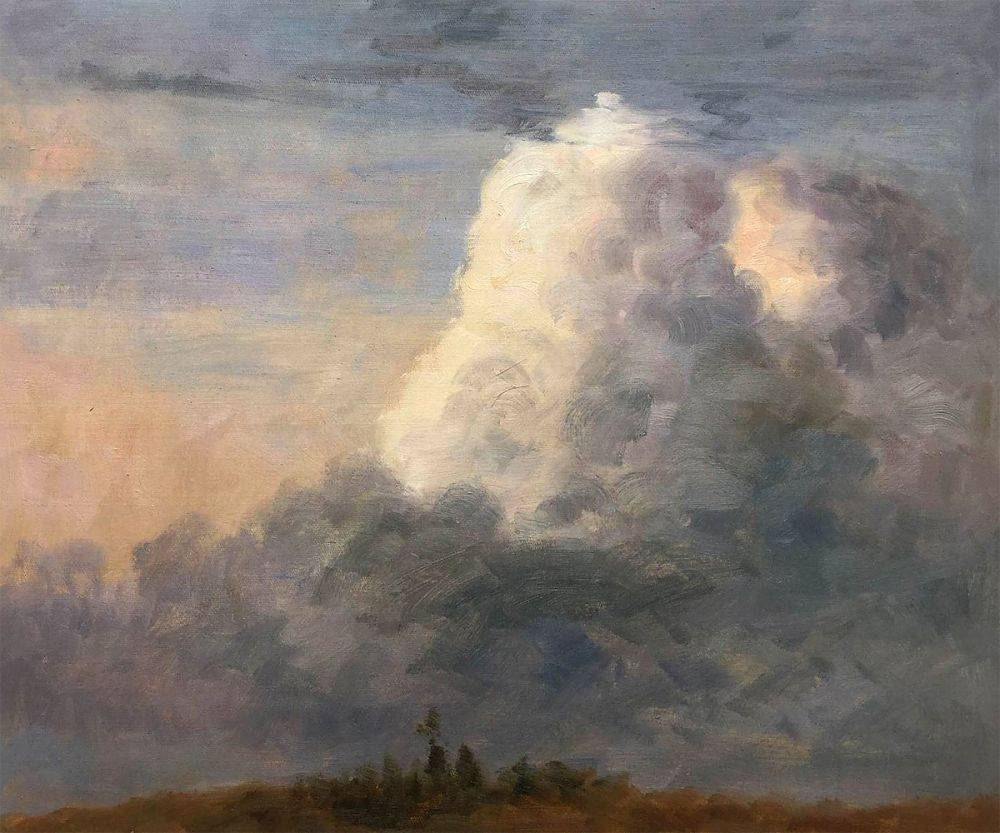 Clouds, 1838